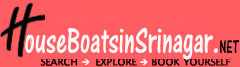 Houseboats in Srinagar Logo